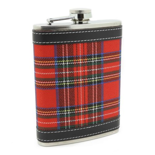 highland-red-8oz-hip-flask-1