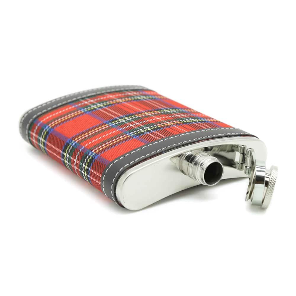 highland-red-8oz-hip-flask-2