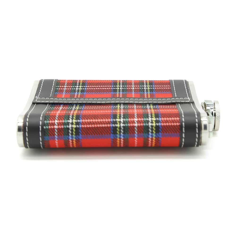 highland-red-8oz-hip-flask-4