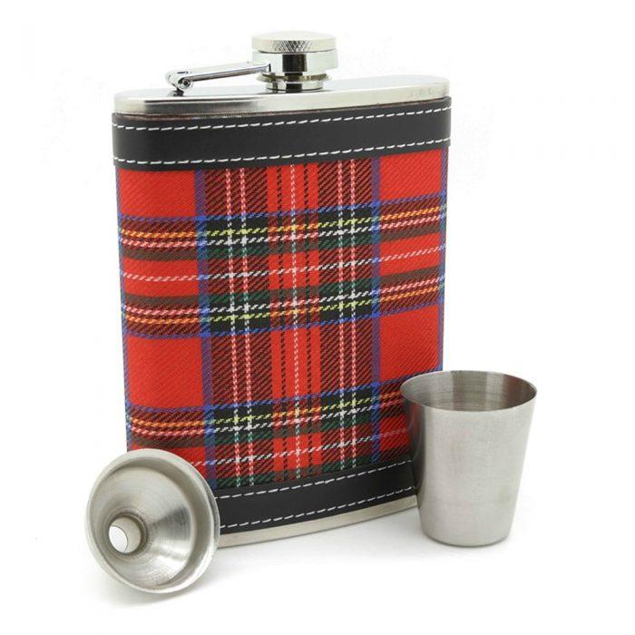 highland-red-8oz-hip-flask-3
