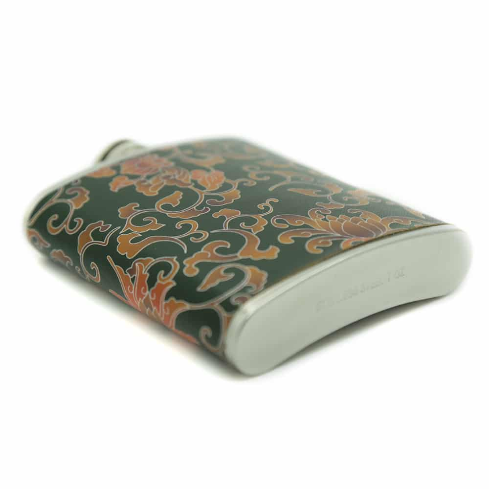 floral-pattern-stainless-steel-7oz-hip-flask-5