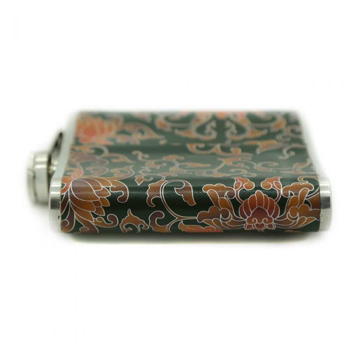 floral-pattern-stainless-steel-7oz-hip-flask-4