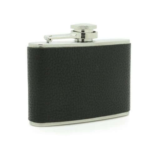 black-leather-finis- 4oz-hip-flask-1