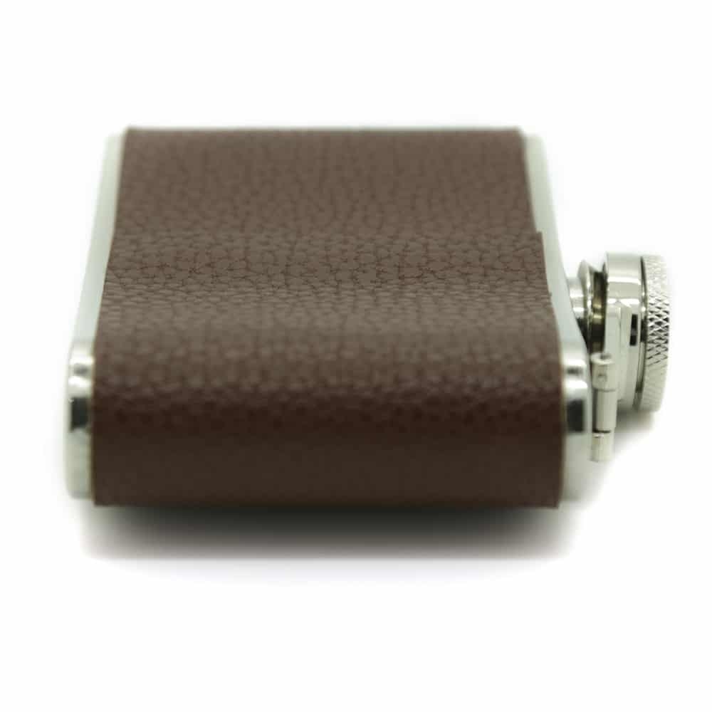 brown-leather-finis- 4oz-hip-flask-5