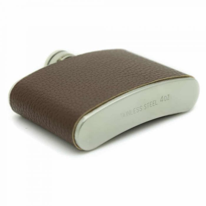brown-leather-finis- 4oz-hip-flask-4