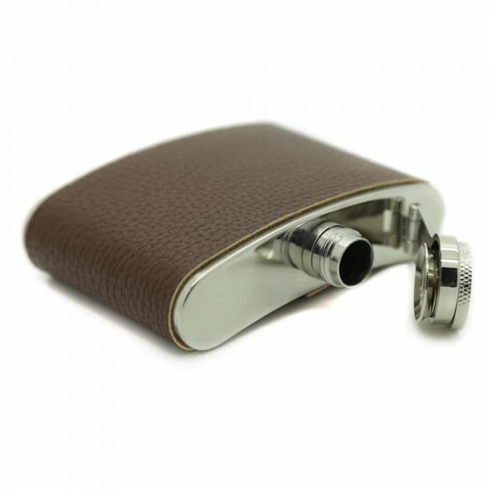 brown-leather-finis- 4oz-hip-flask-2