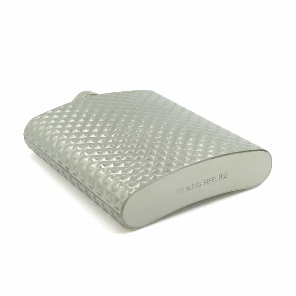 dotted-8oz-stainless-steel-hip-flask-5