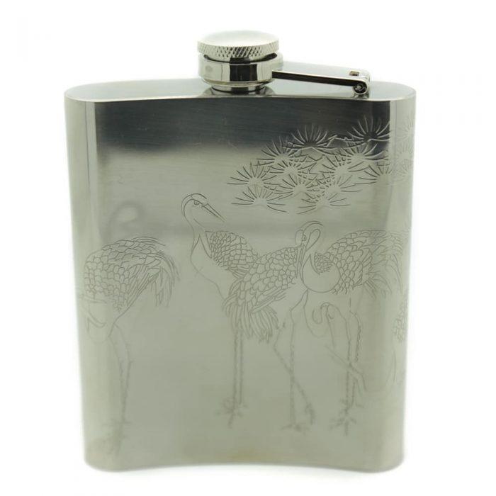 pines-cranes-7oz-hip-flask-1