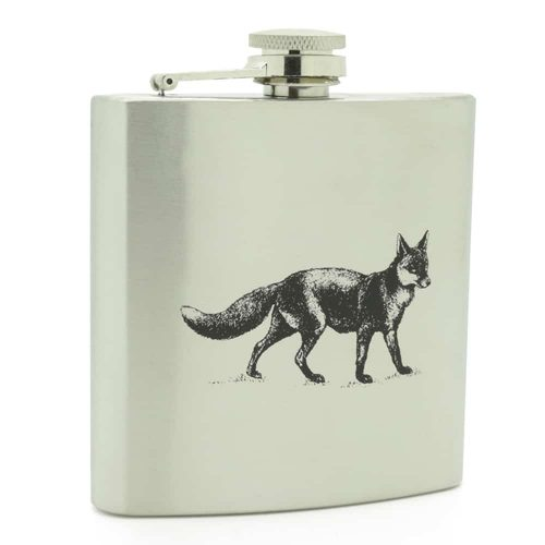 stainless-steel-fox-6oz-hip-flask-1