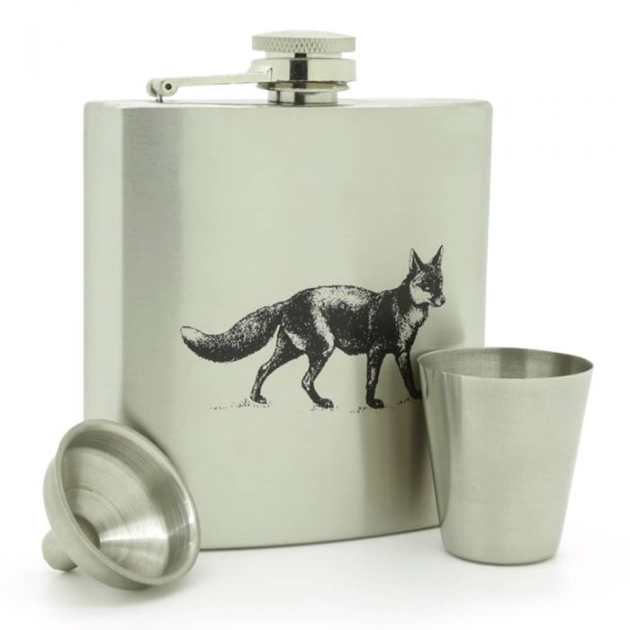 stainless-steel-fox-6oz-hip-flask-3
