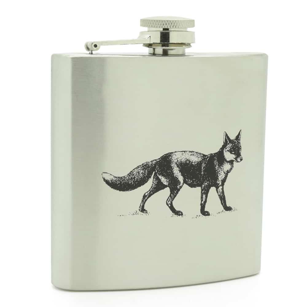 stainless-steel-fox-6oz-hip-flask-1