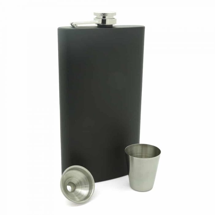 matte-black-12oz-hip-flask-3