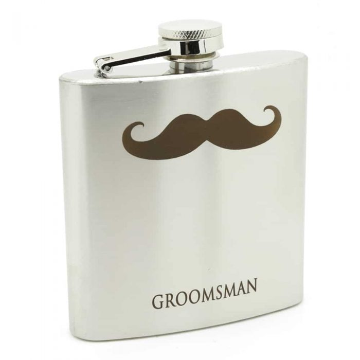 groomsman-moustache-6oz-hip-flask-1