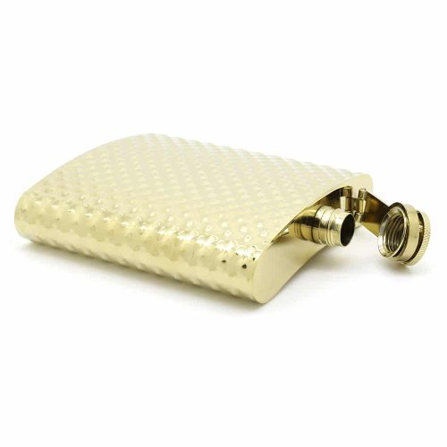 dotted-gold-8oz-hip-flask-2