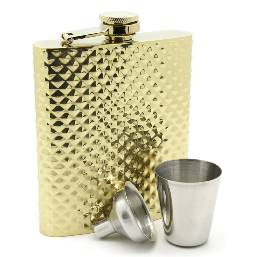 dotted-gold-8oz-hip-flask-3