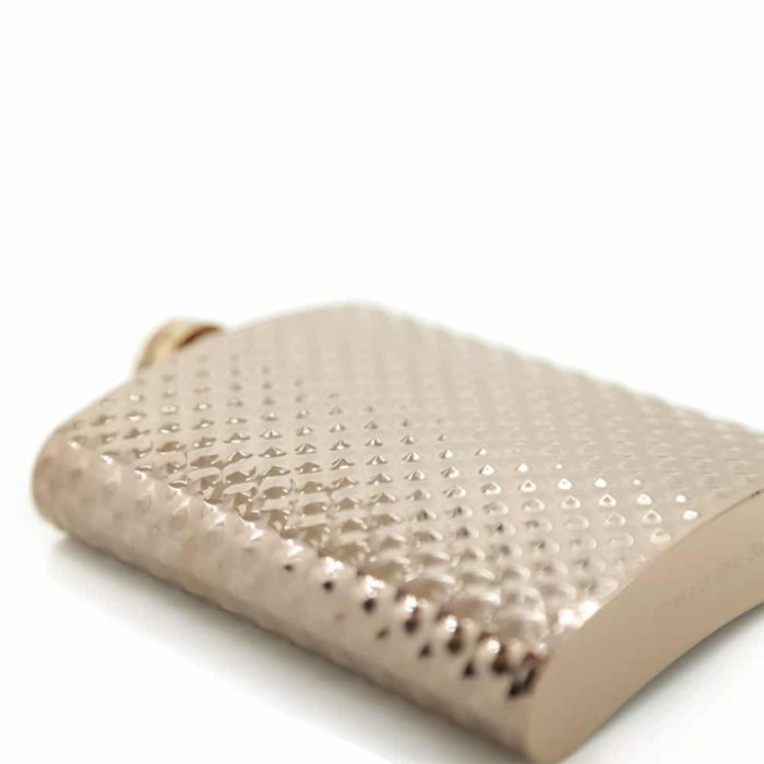dotted-rose-gold-8oz-hip-flask-4