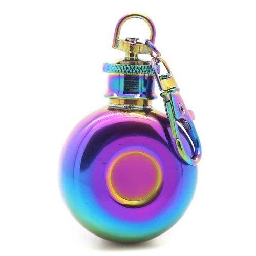 metallic-keyring-1oz-hip-flask-1