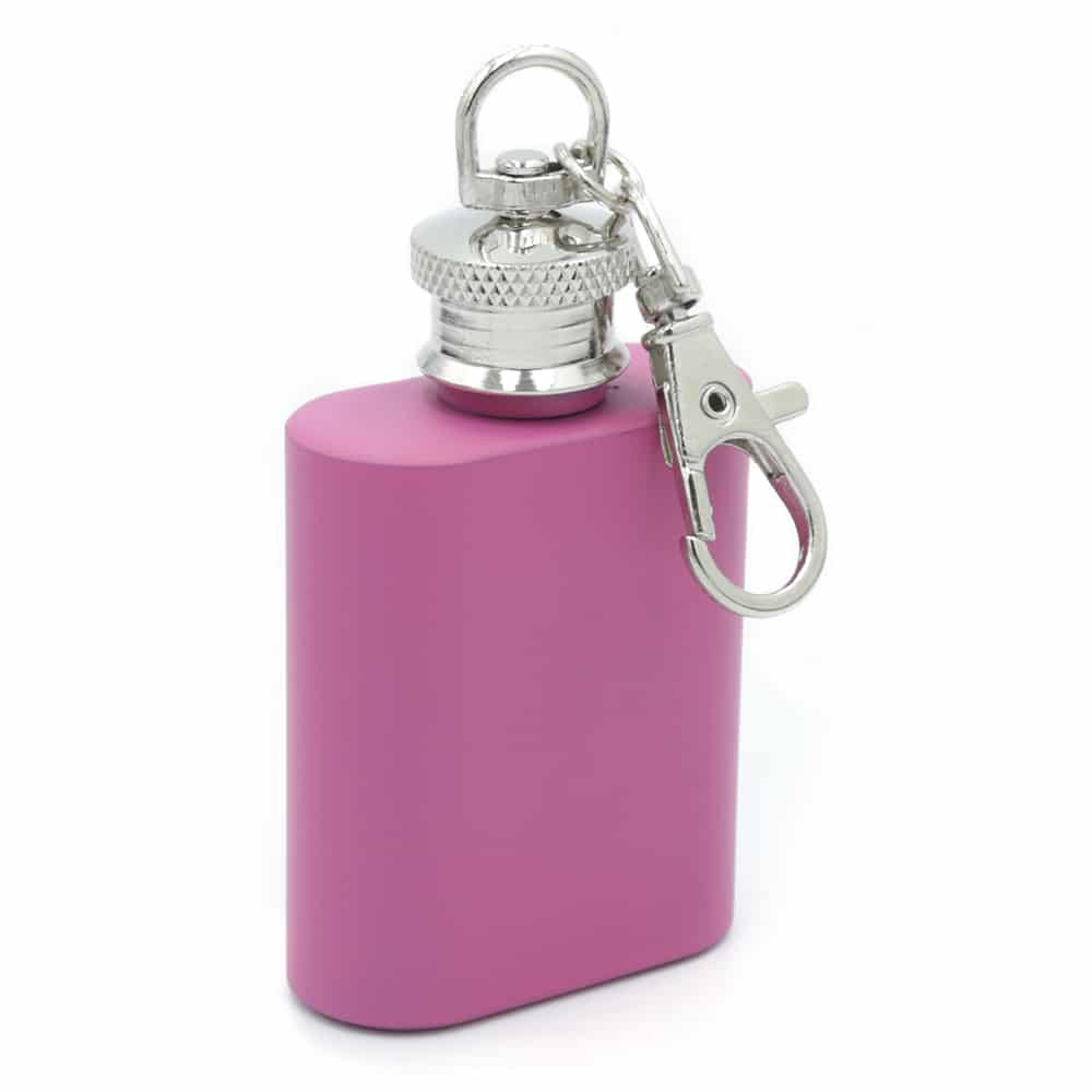 pink-1oz-keychain-hip-flask-1