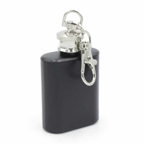 matt-black-keychain-1oz-hip-flask-1