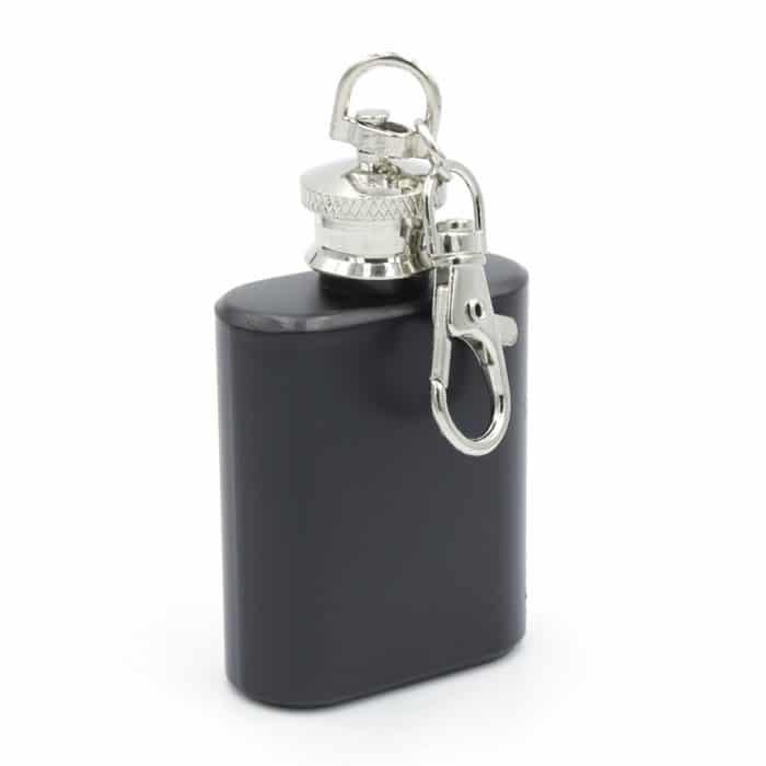 matt-black-keychain-1oz-hip-flask-1