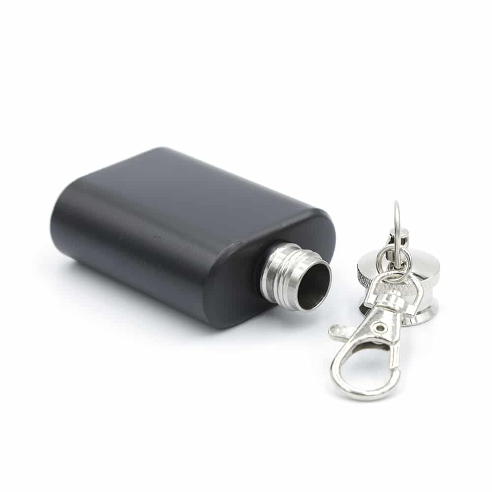 matt-black-keychain-1oz-hip-flask-2