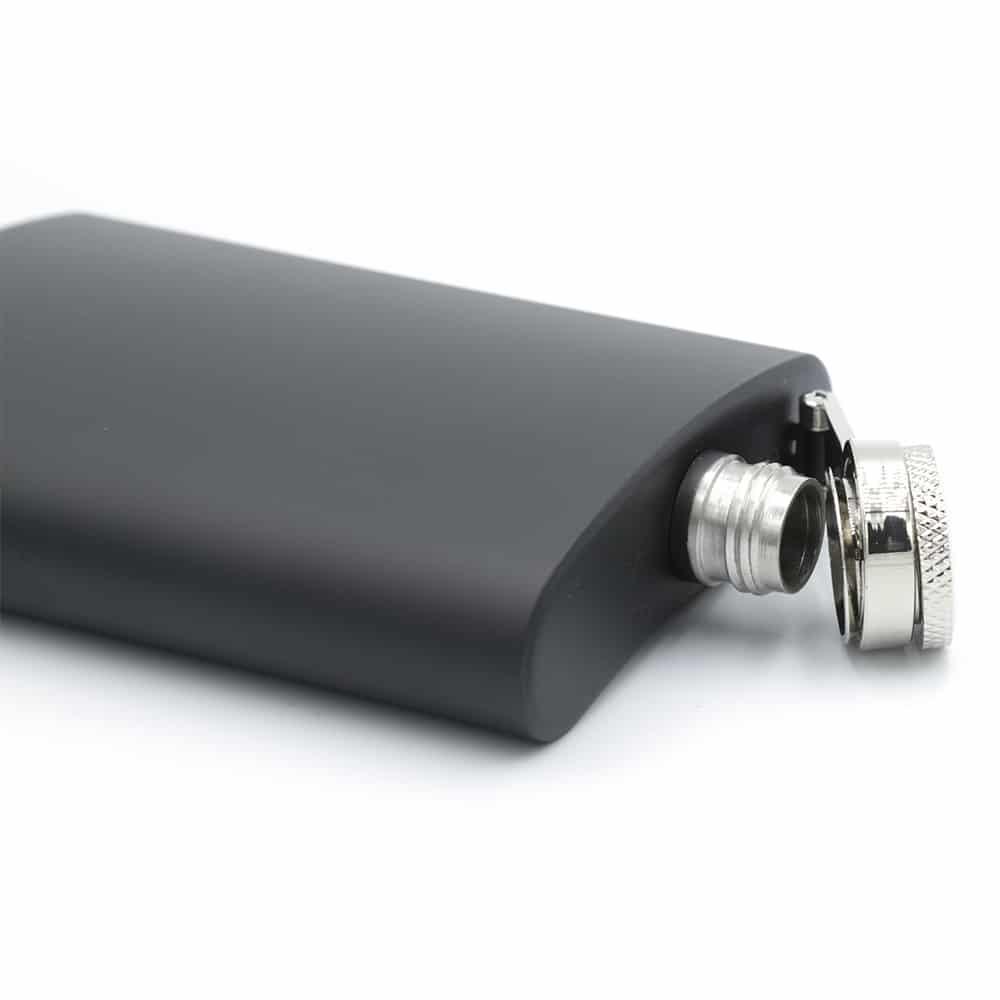 matte-black-4oz-hip-flask-2