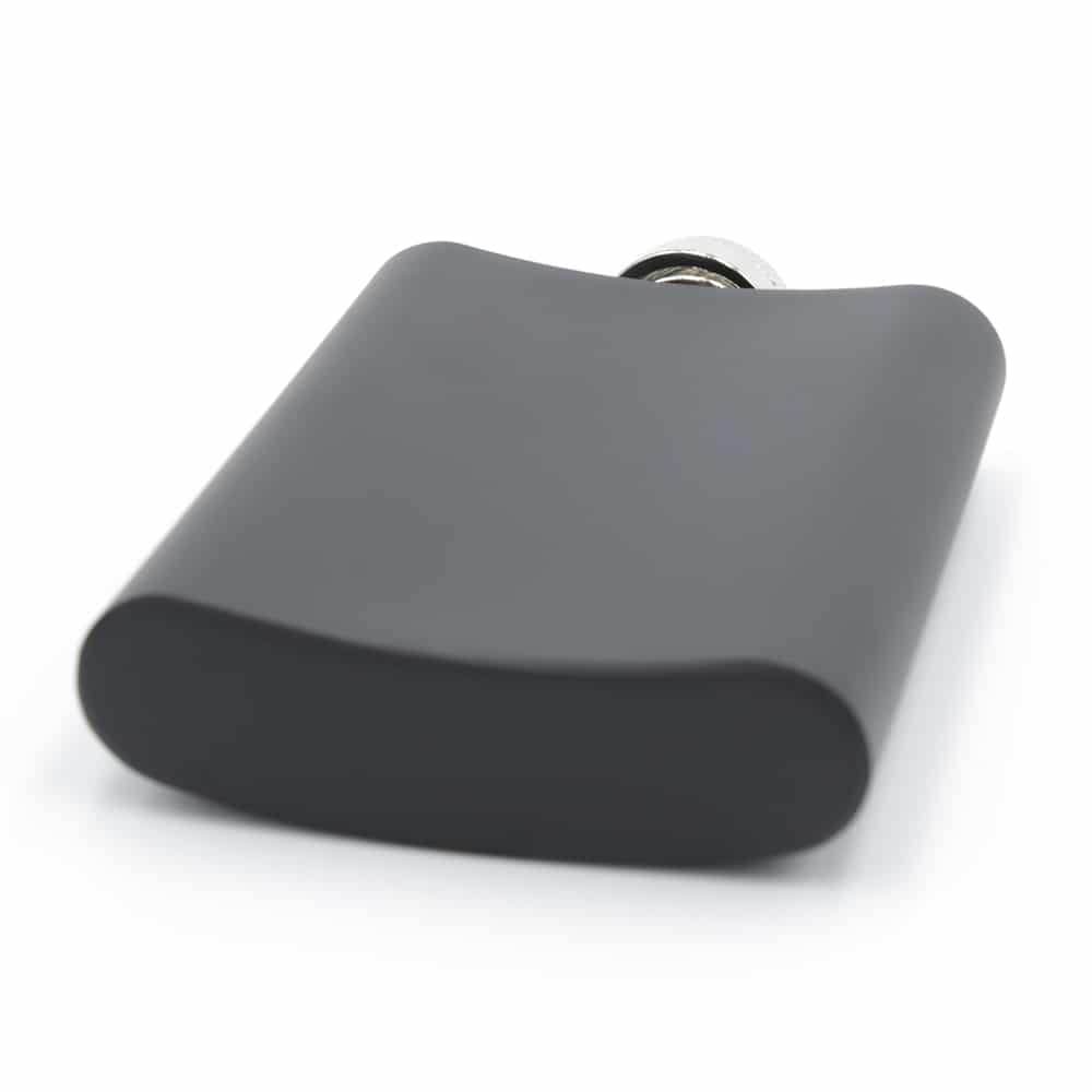 matte-black-4oz-hip-flask-4
