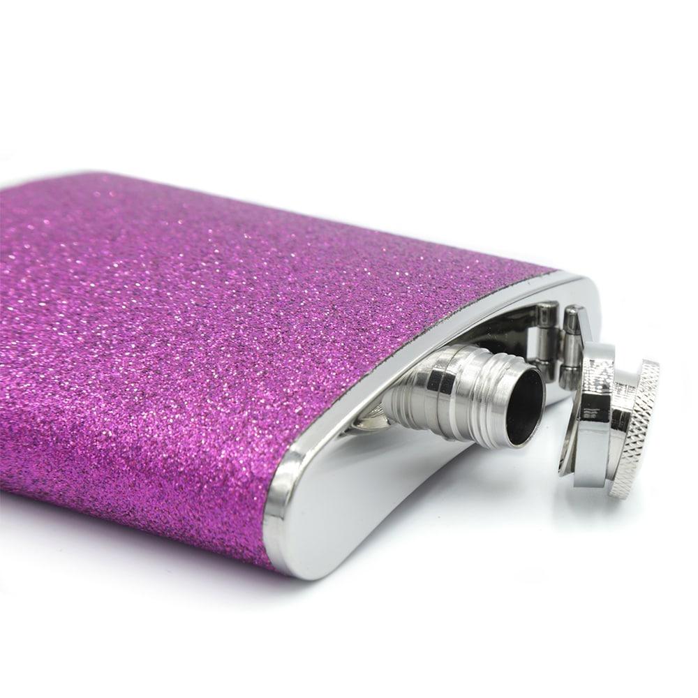 purple-glitter-7oz-hip-flask-2