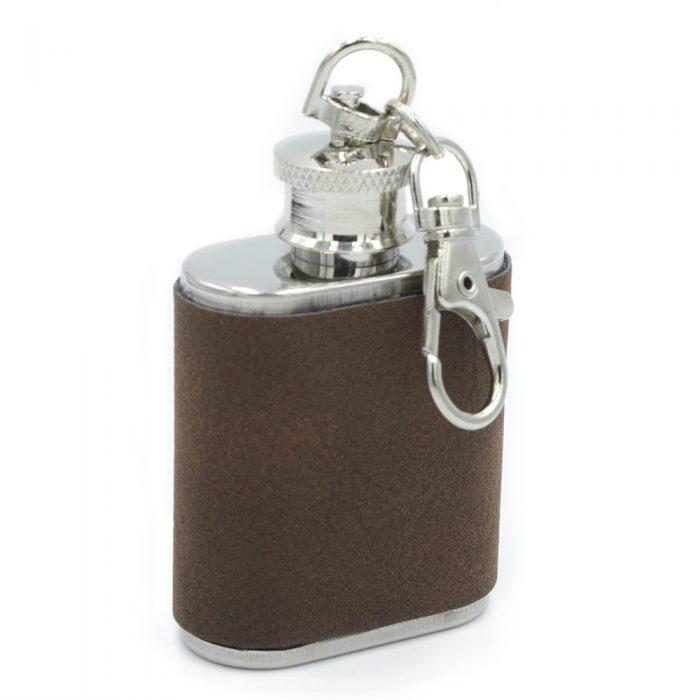 coffee-brown-wrapped-1oz-keychain-flask-1
