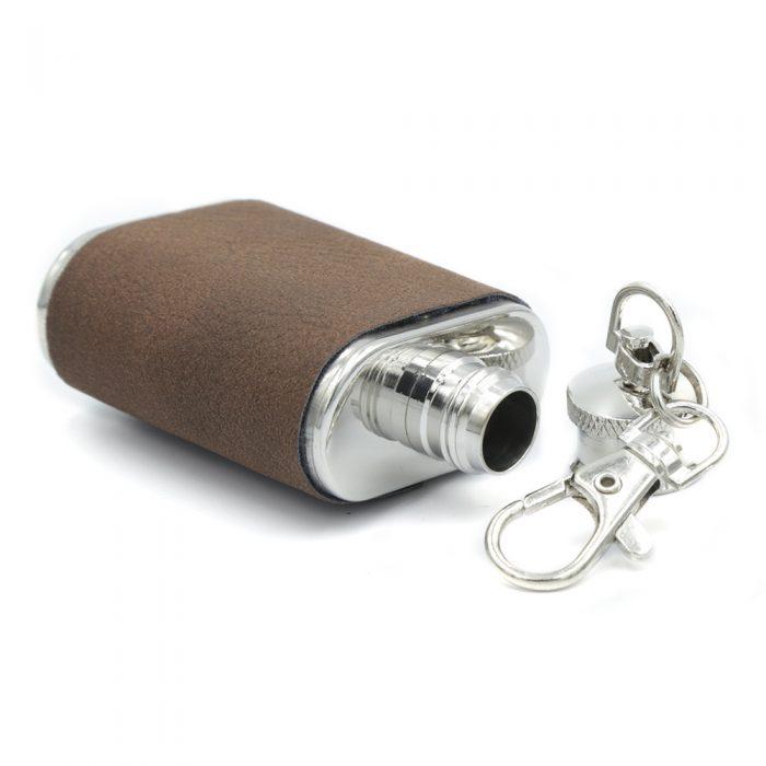 coffee-brown-wrapped-1oz-keychain-flask-2