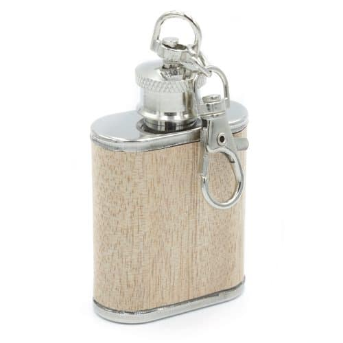 white-woods-wrapped-1oz-keychain-flask-1