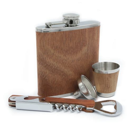 wood-wrapped-6oz-flask-set-1