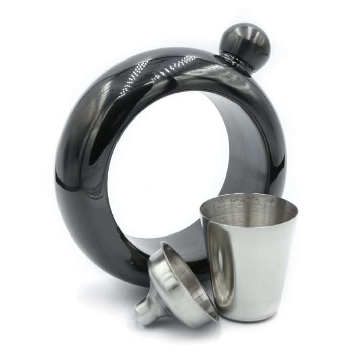 black-4oz-bracelet-flask-3