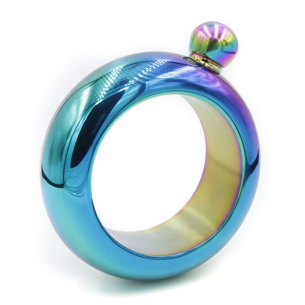 rainbow-4oz-bracelet-flask-1