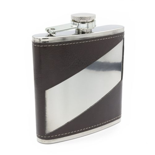 brown-leather-8oz-hip-flask-1
