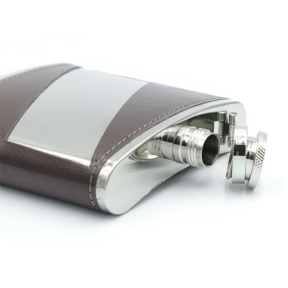brown-leather-8oz-hip-flask-2