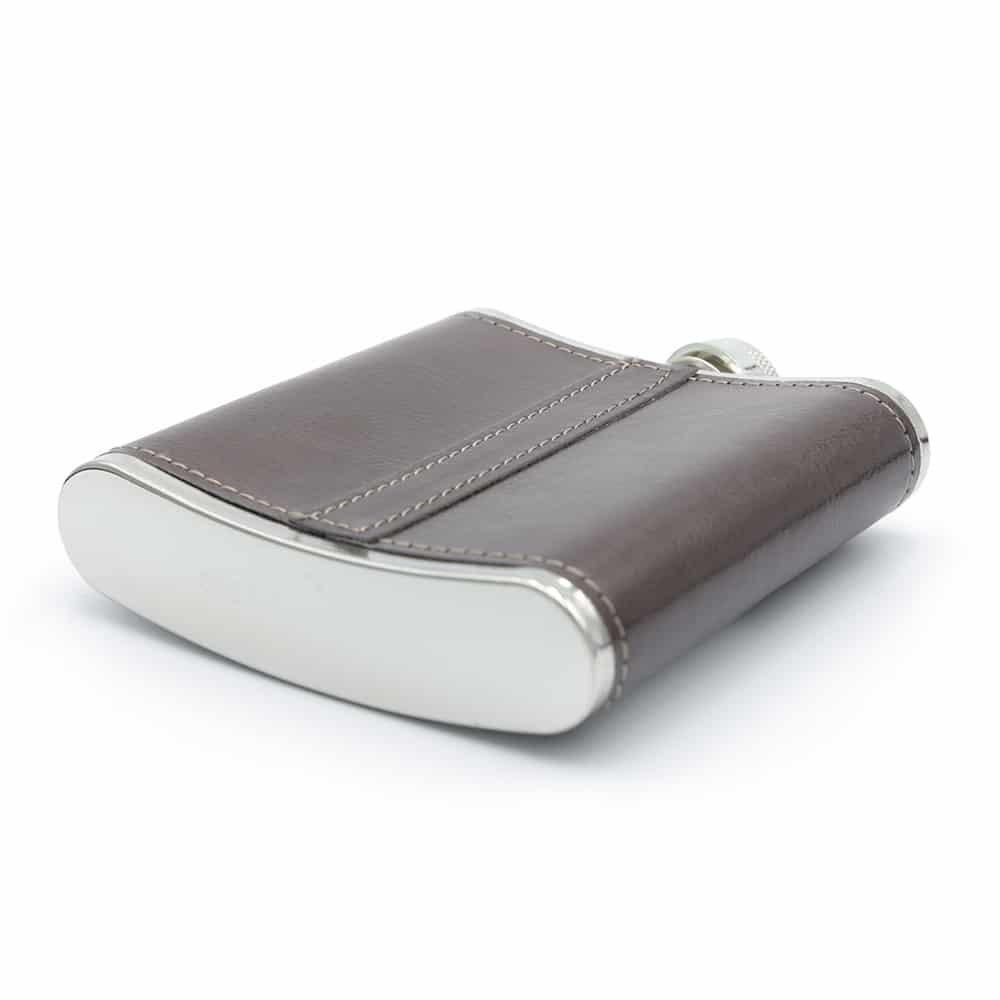 brown-leather-8oz-hip-flask-4