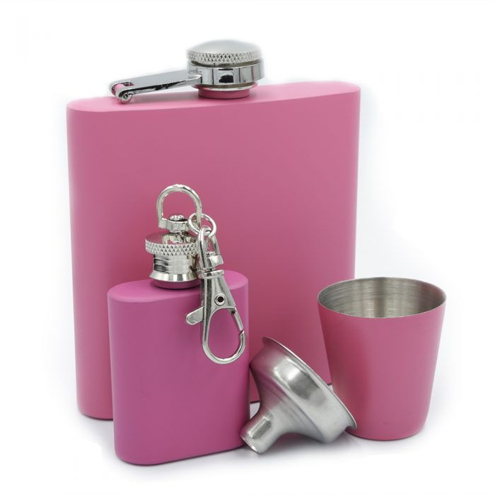 pink-hip-flask-set-1