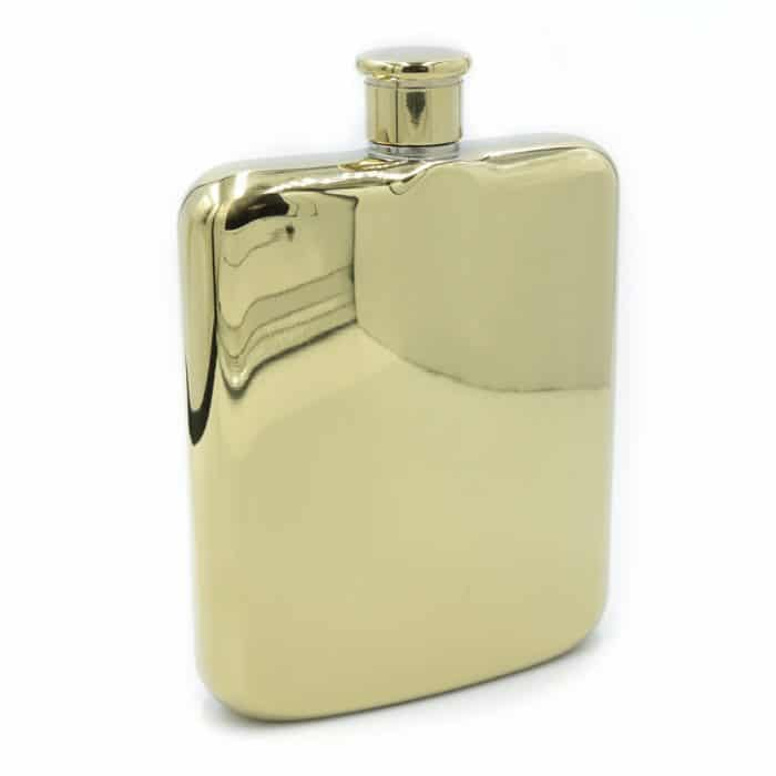 gold-6oz-hip-flask-cufflink-set-3