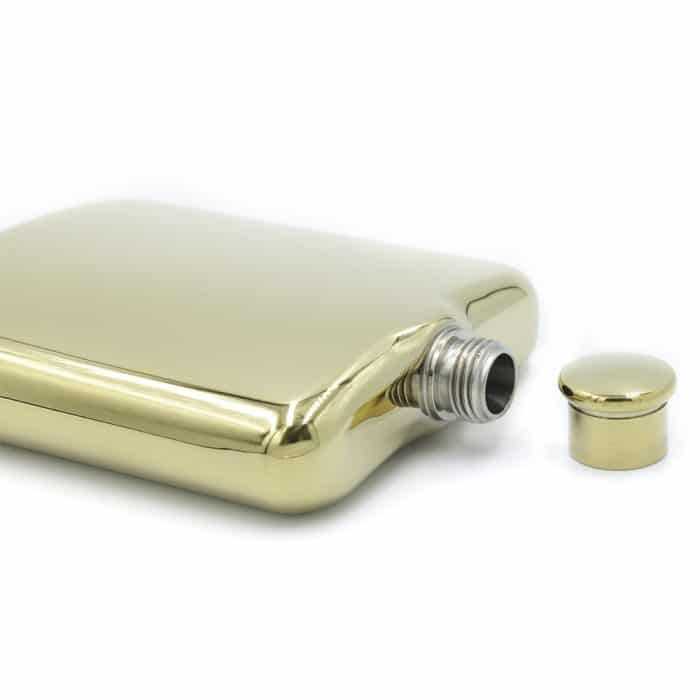 gold-6oz-hip-flask-cufflink-set-2
